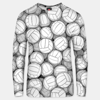 Miniatur All I Want To Do Is Volleyball Unisex sweater, Live Heroes
