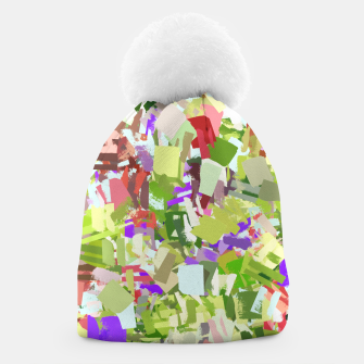 Thumbnail image of Green Freshness Beanie, Live Heroes