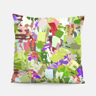 Thumbnail image of Green Freshness Pillow, Live Heroes