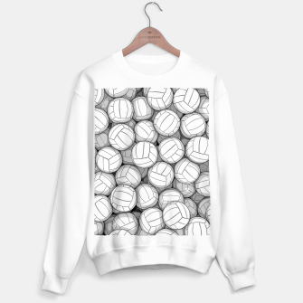 Thumbnail image of All I Want To Do Is Volleyball Sweater regular, Live Heroes