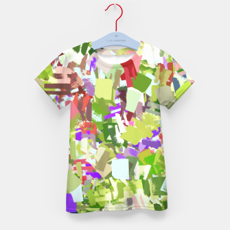 Thumbnail image of Green Freshness Kid's t-shirt, Live Heroes