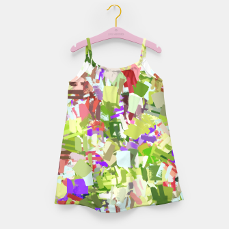 Thumbnail image of Green Freshness Girl's dress, Live Heroes