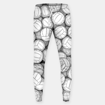 Miniatur All I Want To Do Is Volleyball Sweatpants, Live Heroes