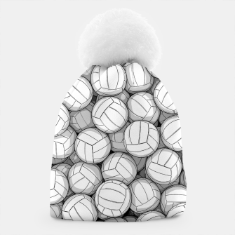 Miniatur All I Want To Do Is Volleyball Beanie, Live Heroes