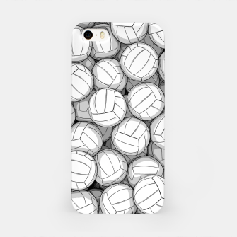 Thumbnail image of All I Want To Do Is Volleyball iPhone Case, Live Heroes