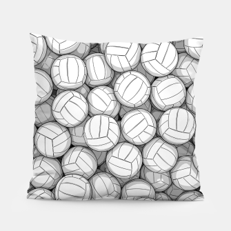 Thumbnail image of All I Want To Do Is Volleyball Pillow, Live Heroes
