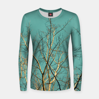 Miniatur Branches Women sweater, Live Heroes
