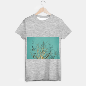 Miniatur Branches T-shirt regular, Live Heroes