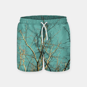 Thumbnail image of Branches Swim Shorts, Live Heroes