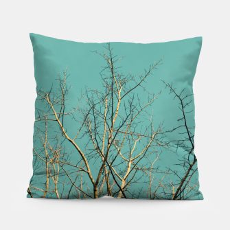 Miniatur Branches Pillow, Live Heroes
