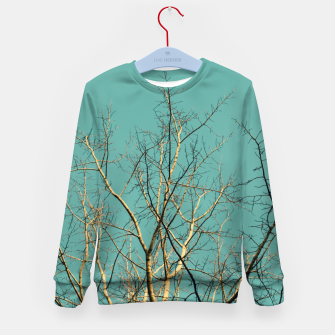 Miniatur Branches Kid's sweater, Live Heroes