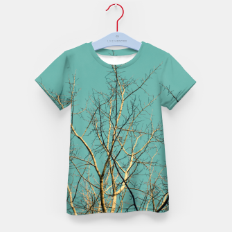 Thumbnail image of Branches Kid's t-shirt, Live Heroes
