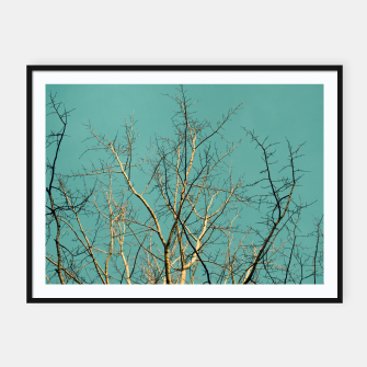 Thumbnail image of Branches Framed poster, Live Heroes