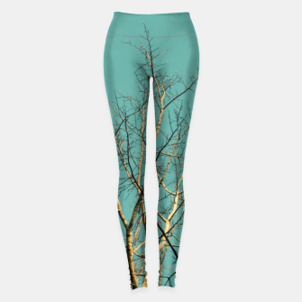 Miniatur Branches Leggings, Live Heroes