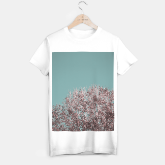 Miniatur Drying leaves T-shirt regular, Live Heroes