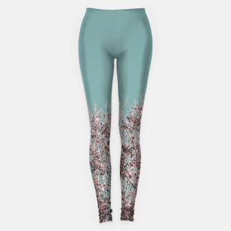 Miniatur Drying leaves Leggings, Live Heroes