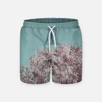 Miniatur Drying leaves Swim Shorts, Live Heroes
