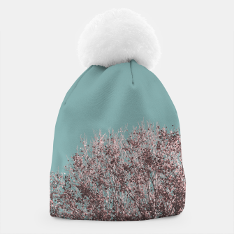 Miniatur Drying leaves Beanie, Live Heroes