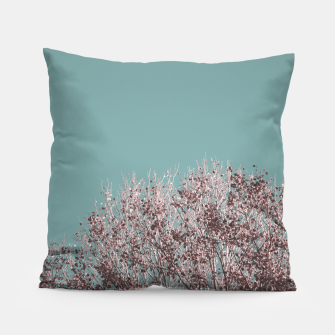 Miniatur Drying leaves Pillow, Live Heroes