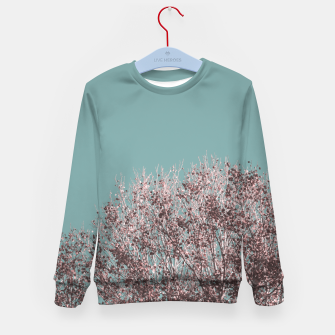 Miniatur Drying leaves Kid's sweater, Live Heroes
