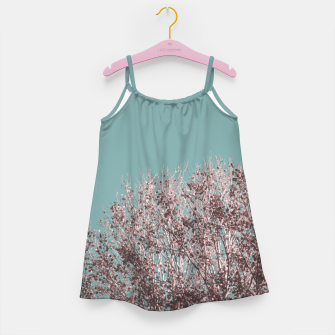 Miniatur Drying leaves Girl's dress, Live Heroes