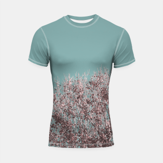 Thumbnail image of Drying leaves Shortsleeve rashguard, Live Heroes