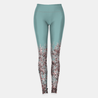 Miniature de image de Drying leaves Leggings, Live Heroes