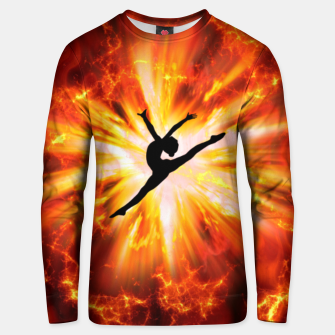 Thumbnail image of Ballet Dancer Unisex sweater, Live Heroes