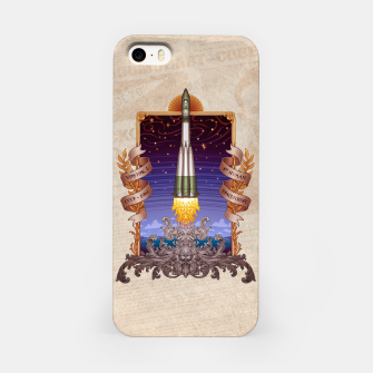 Thumbnail image of Vostok 1 - First Human Spaceflight iPhone Case, Live Heroes