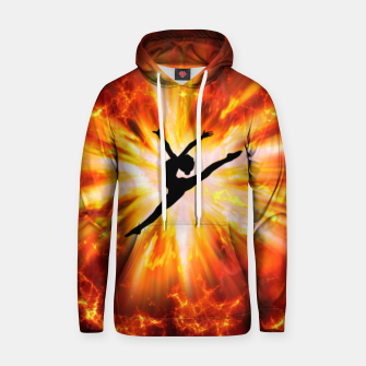 Thumbnail image of Ballet Dancer Hoodie, Live Heroes