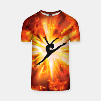 Thumbnail image of Ballet Dancer T-shirt, Live Heroes