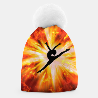 Thumbnail image of Ballet Dancer Beanie, Live Heroes