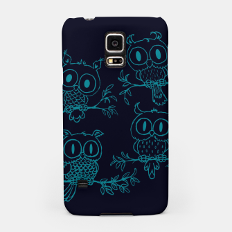 Thumbnail image of Owls in the night Samsung Case, Live Heroes