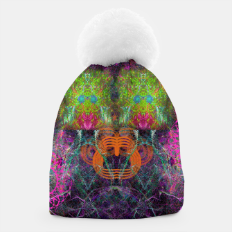Thumbnail image of Electric Frazzle Twins Beanie, Live Heroes