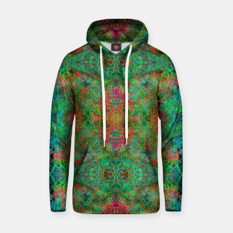 Thumbnail image of Mr. Fire From Ice (abstract) Hoodie, Live Heroes