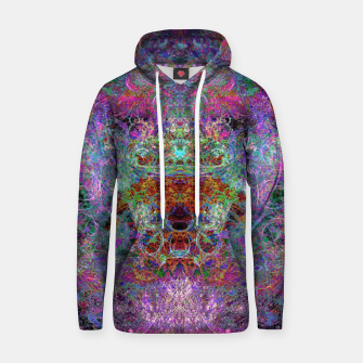 Thumbnail image of O, The Visions! (abstract, visionary) Hoodie, Live Heroes