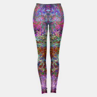 Thumbnail image of O, The Visions! (abstract, visionary) Leggings, Live Heroes