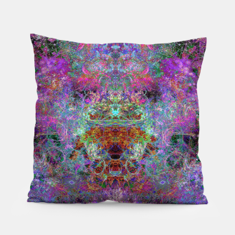 Miniaturka O, The Visions! (abstract, visionary) Pillow, Live Heroes