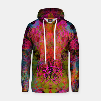 Thumbnail image of The Fire Alchemist (psychedelic, visionary) Hoodie, Live Heroes