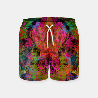 Thumbnail image of The Fire Alchemist (psychedelic, visionary) Swim Shorts, Live Heroes