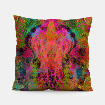 Miniaturka The Fire Alchemist (psychedelic, visionary) Pillow, Live Heroes