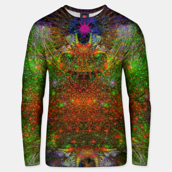 Thumbnail image of Unleashing Iridescent Thoughts Unisex sweater, Live Heroes