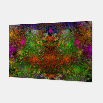 Thumbnail image of Unleashing Iridescent Thoughts Canvas, Live Heroes