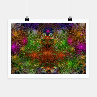 Thumbnail image of Unleashing Iridescent Thoughts Poster, Live Heroes