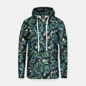 Miniature de image de Monstera Leaves Hoodie, Live Heroes