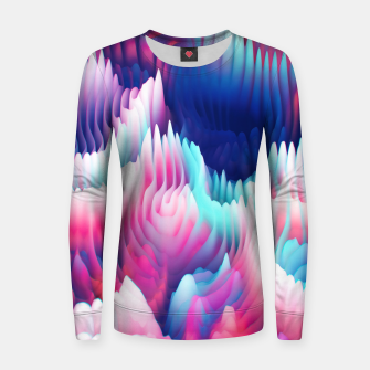 Thumbnail image of Into The Unknown XXIII Women sweater, Live Heroes