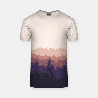 Thumbnail image of Summer Forest T-shirt, Live Heroes