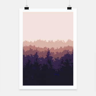 Thumbnail image of Summer Forest Poster, Live Heroes
