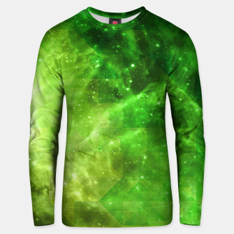 Thumbnail image of Green Tea Space Sweater, Live Heroes