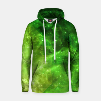 Thumbnail image of Green Tea Space Hoodie, Live Heroes
